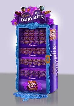 Cadbury Joy Elevator on Behance