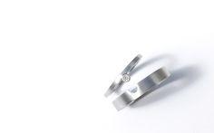Alianças Encaixe - O encaixe perfeito em formato de alianças. #joiasliê #weddingrings