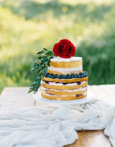 Naked Cake Love. Rustic, romantic Wedding. Silvia Fischer. Pastrychef, Austria Photo: www.manuelakalupar.com