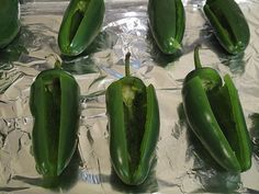 How to prep peppers for jalapeno poppers