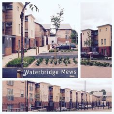 Throwback Thursday presents Waterbridge Mews JMA #housing #render