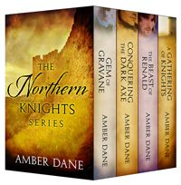 The Northern Knights Series-bundle by Amber Dane-- Amazing books!!!
