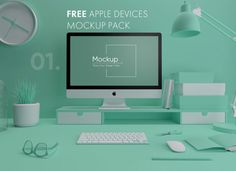 7 Free Colorful Apple Devices Mockup Pack , from no ordinary , are easy to use mockups to give your products a modern & sleek display. Free for personal & commercial use Android Mockup, Phone Mockup, Website Design Mockup, Macbook Mockup, Japanese Graphic Design, Behance, Free Photoshop, Pixel, Graphic Design Posters