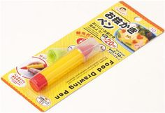 food drawing pen for Bento Lunch Box from Japan
