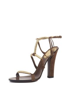 Love these Gucci sandals from amuze.com! So beautiful and such an affordable price.