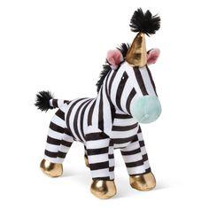 Oh Joy!® Plush - Party Zebra - Black/Mint : Target