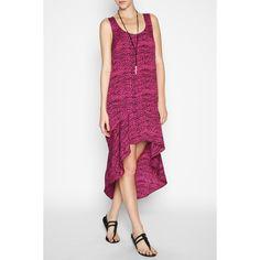 BCBGMAXAZRIA - SHOP BY CATEGORY: DRESSES: VIEW ALL: BCBGENERATION HIGH-LOW HEM DRESS