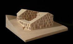 Hörler Architekten - Basel - Architekten, architectural model, modelo, maquette