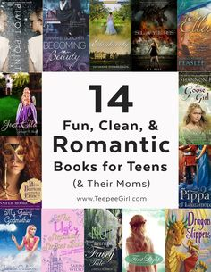Fun, Clean, and Romantic Books for Teens and Their Moms