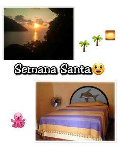 ---------------¡NO LO PIENSES MAS Y ANÍMATE!-------------   Para estas #VacacionesdeSemanaSanta disfruta con la pareja, amigos o en familia de la #PlayadeYelapa con la privacidad y tranquilidad que te ofrece CASA BAHÍA BONITA, ya nos hemos posicionado como el mejor hotel de #Yelapa.   Los mejores atardeceres desde el balcón de Casa Bahia Bonita   Para consentirlos, les ofrecemos el mejor hospedaje con la mayor comodidad que se merecen.