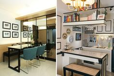 5 Compact Yet Charming Condo Dining Nooks