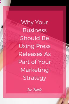 Why Your Business Should Be Using Press Releases As Part of Your Marketing Strategy #pr #diypr #pressreleases #prtemplate #marketingstrategy #mediarelease #