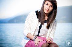 Au bord du lac d'Annecy...