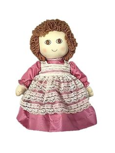 ♧❧ Vintage Handmade Rag Doll |  Proverb 3: 5.6 and God #Loves You Tags |... Best Prices http://etsy.me/2uVXkHJ