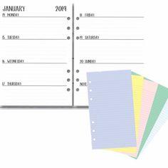 16 best 2018 calendar fits louis vuitton agenda 6 ring medium mm rh pinterest com
