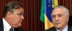 """BLOG ÁLVARO NEVES """"O ETERNO APRENDIZ"""" : PRESSIONADO, TEMER AGORA QUER TIRAR MINISTRO GEDDE..."""