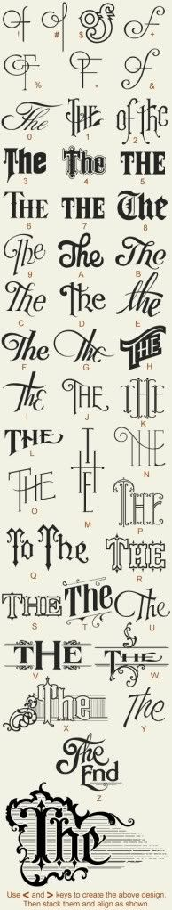 Creative Typography, Great, Fonts, Type, and Lettering image ideas & inspiration on Designspiration Calligraphy Letters, Typography Letters, Vintage Typography, Typography Quotes, Vintage Logos, Retro Logos, Schrift Design, Typographie Inspiration, Hand Lettering