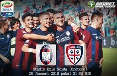Prediksi Bola Crotone vs Cagliari 28 Januari 2018       SBOBETSPORTBOOK  - Prediksi Crotone vs Cagliari 28 Januari 2018 - Artikel ini aka...