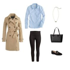 French Minimalist Capsule Wardrobe Spring 2017 - outfit #62