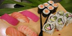 Sushi... I want to try and make my own... might fail. But if i do, I can always go out for sushi. lol