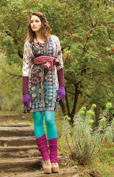 Get Boho Clothing Style - Johnny Was Collection