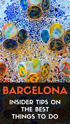 The best non-touristy things to do in Barcelona (all tips from a resident). Enjoy Barcelona like a local! /bcn_exp/ /visitbcn/ #barcelona #visitbarcelona