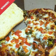 Congrats trina65, you're this week's winner for our Spicy Hot Classic sweepstakes!  Photo by larosaspizzeria