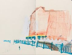 Sketch by Dina Velikovskaya Berlin, Louvre, Sketch, Drawings, Building, Travel, Sketch Drawing, Viajes, Buildings