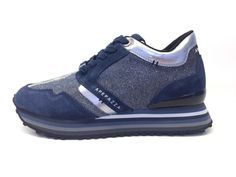 APEPAZZA scarpe donna sneaker RIHANNA RDS01 METALFABRIC GRIGIO fd3bdc6c6cf