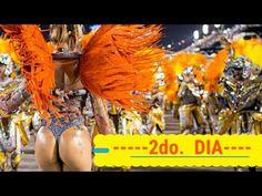 SAMBA   Carnaval Rio de Janeiro 2017 - 2do Dia   Brasil   Choquillo TM