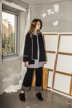 Heohwan Simulation Fall 2015 Ready-to-Wear - Collection - Gallery - Style.com