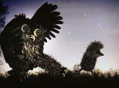 I don't like truth, ...EASTERN design office - ■ Poems - Yuriy Norshteyn - Hedgehog in the Fog...