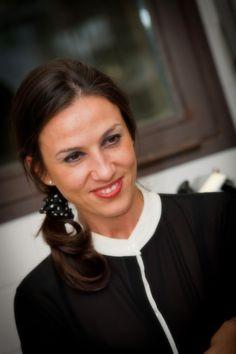 Mariagrazia Picchi, food stylist ed esperta di Galateo. www.ilsalottoculinario.it