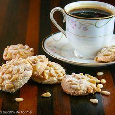 Italian Pignoli Cookie Recipe   BAKERS GIVEAWAY