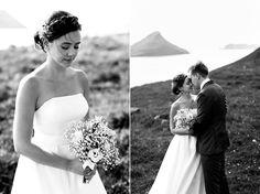 Wedding photographer Sanna Dolck. Malmö, Sweden. Wedding portraits. Bröllop. Wedding. Bröllop Färöarna. Wedding Faroe Islands.