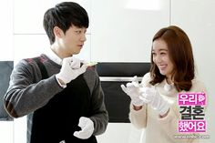 古典夫婦 Yoon Han and Lee So Yeon