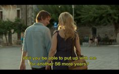 Before Midnight, Before Sunset, Romantic Movies, Most Romantic, All Movies, I Movie, Before Trilogy, Julie Delpy, Ethan Hawke