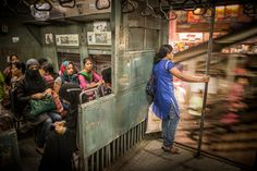 Indian Train Journey by Tamina Florentine Zuch, Germany, Winner | World Photography Organisation