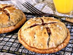 Apple and Breakfast Sausage Hand Pies Recipe