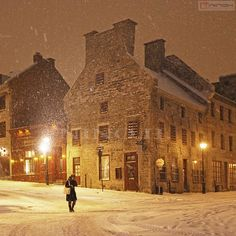 Top 5 Reasons to Visit Montreal this Winter! | CHE Hockey Blog