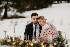 Luxury Bedding Sets On Sale Info: 4163436705 Winter Bride, Knitted Blankets, Wool Blanket, Chunky Wool, Industrial Wedding, Wedding Photoshoot, Destination Wedding Photographer, Event Design, Wedding Table