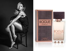 Rihanna Reveals Rogue Fall Fragrance Campaign