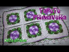 Tapete Primavera #parte2 - YouTube