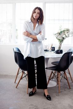 A Fashion Girl's Guide To Workwear - Harper and Harley