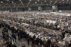 Mega Record & CD Fair, Jaarbeurs Utrecht, The Netherlands