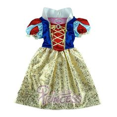 Best Quality Fashion Girls Kids Dress Fairytale Princess Snow White Costume Show Formal Party Pageant Dress Skirt Birthday Gift Fit 2 7y 100 140cm Gd11 At Cheap Price, Online Children's Dresses | Dhgate.Com