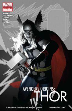 Avengers Origins Thor (2011) Full page 1 online