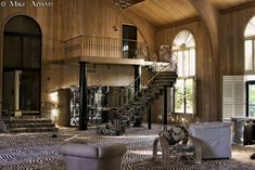 Mike Tyson's Abandoned Mansion ~ Damn Cool Pictures