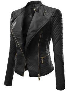 Leather jacket for Petrovsky.