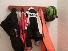 Descansando de mi viaje en moto, exitos y bendiciones para los motociclistas
